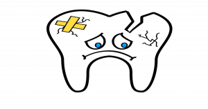 Dente podre causa mau hálito e outras complicações